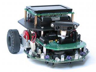 Roboter-Bausatz Nibo2 mit GFX und NDS3
